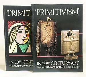 """Primitivism"""" in 20th Century Art: Affinity of: William Rubin"""