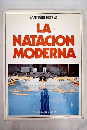 Imagen del vendedor de La natación moderna a la venta por Alcaná Libros