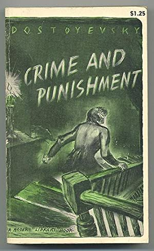 Crime and Punishment: Dostoevsky, Fyodor Garnett,