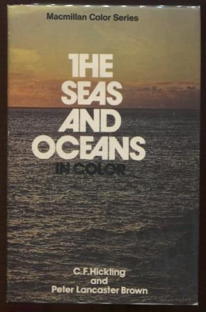 The Seas and Oceans in Color