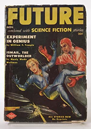 Future combined with Science Fiction stories (November: Lowndes, Robert W.