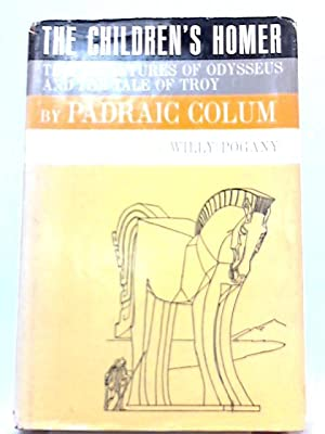 The Adventures of Odysseus and the Tale: Padraic Colum