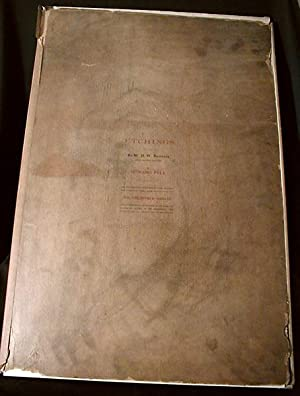 Etchings by W. H. W. Bicknell after: Pyle, Howard); Bicknell,