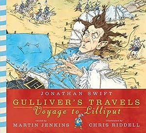 Image du vendeur pour Gulliver's Travels: Voyage to Lilliput mis en vente par booksXpress