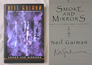 Smoke and Mirrors: Short Fictions and Illusions: Gaiman, Neil