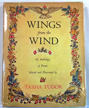 Wings from the Wind. An Anthology of: Tudor, Tasha