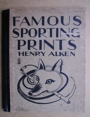 Famous Sporting Prints V - Henry Alken.