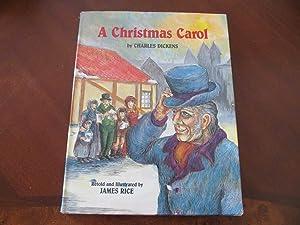 Bild des Verkäufers für Christmas Carol, A zum Verkauf von Lotzabooks