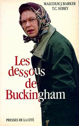 Les dessous de Buckingham - T.C. Barker: T.C. Barker