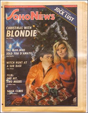 Seller image for SoHo News, Vol. 8, No. 13 (December 23-29, 1980) for sale by Specific Object / David Platzker