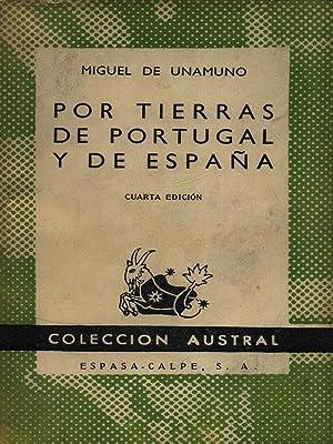 Por Tierras de Portugal y de Espana: De Unamuno, Miguel