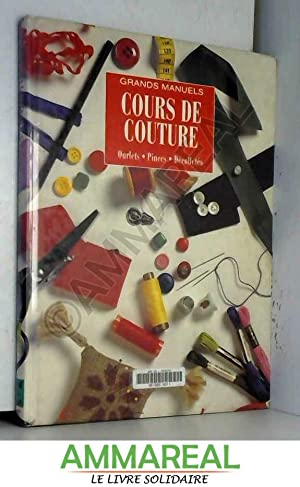 Grand manuel cours couture