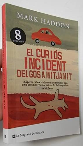 Imagen del vendedor de El curiós incident del gos a mitjanit a la venta por Librería Mamut