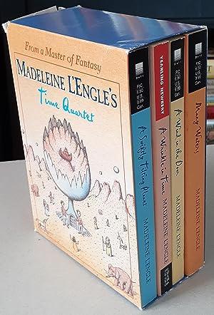 Madeleine L'Engle's Time Quartet Box Set (A: Madeleine L'Engle