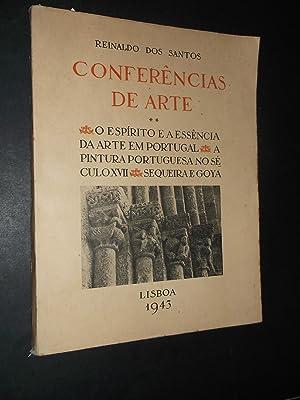 Conferências de Arte: Santos (Reinaldo dos)