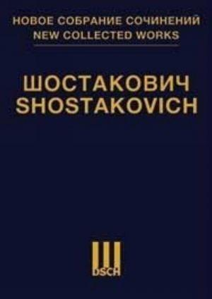New Collected Works of Dmitri Shostakovich. Volume 106-107-108. Sonatas for violin, viola and vio...