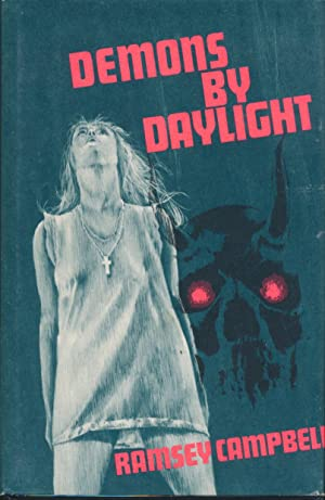 Demons by Daylight SIGNED: Ramsey Campbell
