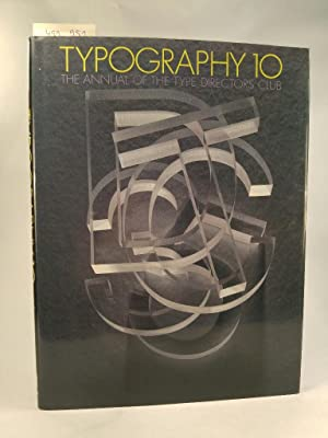 Typography 10. [Neubuch] Annual of the Type Directors Club.