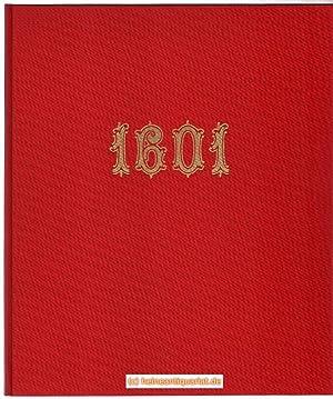 1601. Mit drei Originalradierungen von H. G.: Twain, Mark