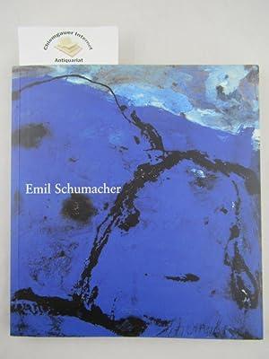 Emil Schumacher, Malerei, painting : 1936 -: Fuchs, Rudi, Klaus