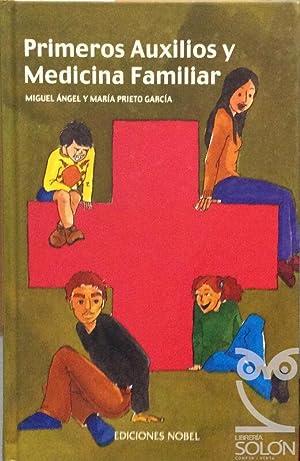 Primeros auxilios y medicina familiar: Miguel Ángel García