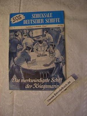 """Nachtjagd-Leitschiff """"Togo"""" : Das merkwürdigste Schiff d. Kriegsmarine. Otto Mielke. Hrsg.:..."""