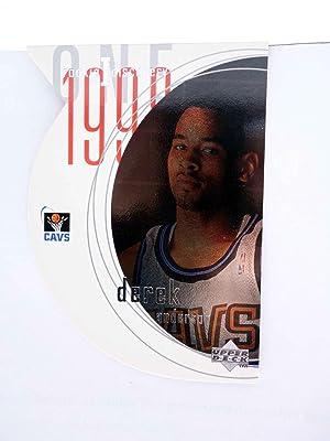Imagen del vendedor de TRADING CARD NBA BASKETBALL ROOKIE I DISCOVERY R13. DEREK ANDERSON. Upper Deck, 1998 a la venta por Libros Fugitivos