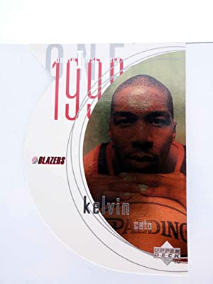 Imagen del vendedor de TRADING CARD NBA BASKETBALL ROOKIE I DISCOVERY R15. KELVIN CATO. Upper Deck, 1998 a la venta por Libros Fugitivos