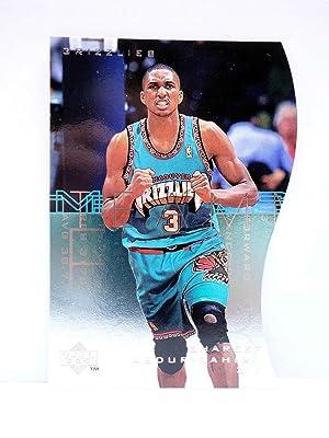 Imagen del vendedor de TRADING CARD BASKETBALL NBA TEAM MATES T55. SHAREEF ABDUR RAHIM. Upper Deck, 1997 a la venta por Libros Fugitivos
