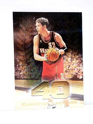Imagen del vendedor de TRADING CARD BASKETBALL NBA TOP 40 T40-6. CHRISTIAN LAETTNER. Topps, 1997 a la venta por Libros Fugitivos