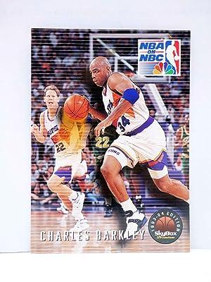 Imagen del vendedor de TRADING CARD BASKETBALL NBA ON NBC PREMIUM 18. CHARLES BARKLEY. Topps, 1993 a la venta por Libros Fugitivos
