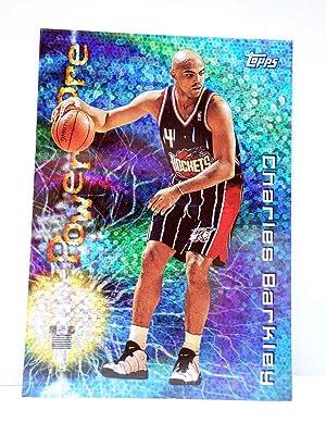 Imagen del vendedor de TRADING CARD BASKETBALL NBA SEASON'S BEST 17. CHARLES BARKLEY. Topps, 1997 a la venta por Libros Fugitivos