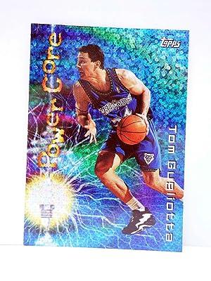 Imagen del vendedor de TRADING CARD BASKETBALL NBA SEASON'S BEST 20. TOM GUGLIOTTA. Topps, 1997 a la venta por Libros Fugitivos
