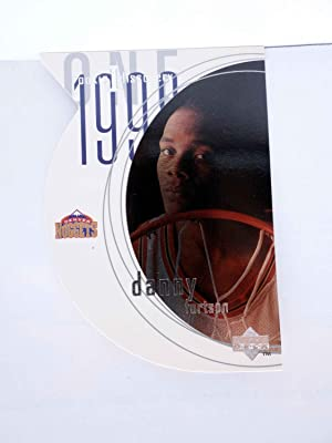Imagen del vendedor de TRADING CARD NBA BASKETBALL ROOKIE I DISCOVERY R10. DANNY FORTSON. Upper Deck, 1998 a la venta por Libros Fugitivos