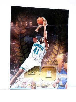 Imagen del vendedor de TRADING CARD BASKETBALL NBA TOP 40 T40-1. GLENN RICE. Topps, 1997 a la venta por Libros Fugitivos
