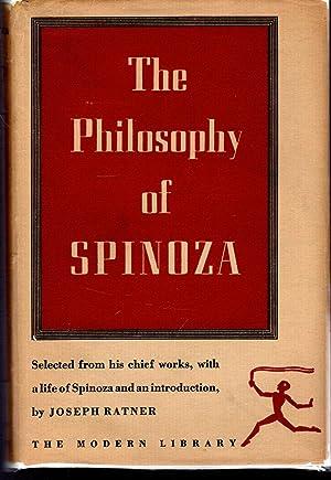 The Philosophy of Spinoza: Spinoza, Benedict de)