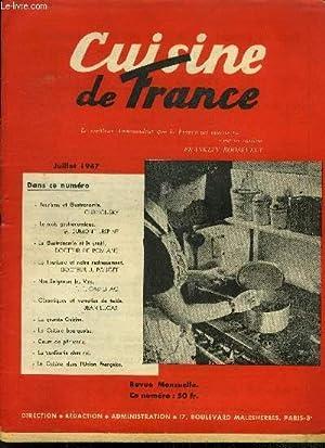 Cuisine de France - 1e année -: Curnonsky, Lespine Dumont