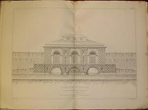 Bild des Verkäufers für DELLE OPERE ESEGUITE PER L'INGRANDIMENTO della città e porto-franco di Livorno dall'anno 1853 all'anno 1842. zum Verkauf von SCRIPTORIUM Studio Bibliografico