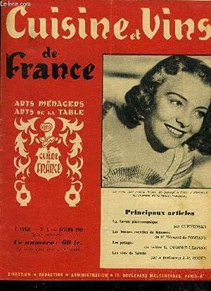 Cuisine et vins de France - 4e: Curnonsky, Dr de