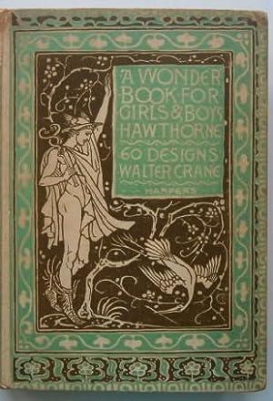 A Wonder Book for Boys and Girls: Hawthorne, Nathaniel