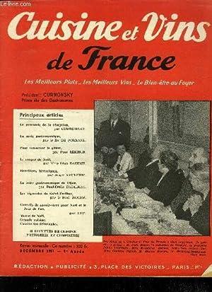 Cuisine et vins de France - 5e: Curnonsky, Dr de