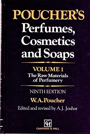 Poucher's Perfumes, Cosmetics and Soaps: Poucher, W.A.; Jouhar,