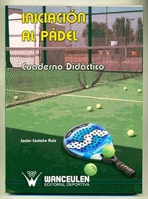 Imagen del vendedor de INICIACION AL PADEL. CUADERNO DIDACTICO a la venta por Ducable Libros
