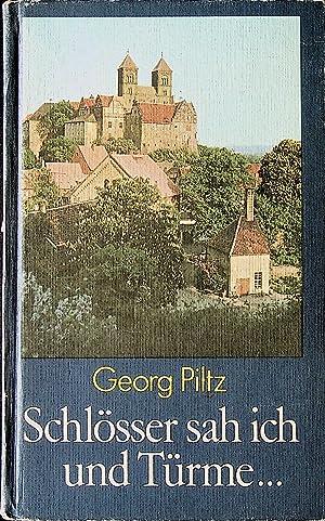 Feuerzeichen am Biberfluss; Wer vom Calafatestrauch isst.: Franz Braumann