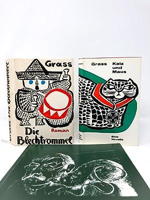 Die Blechtrommel, and Katz und Maus: Günter Grass