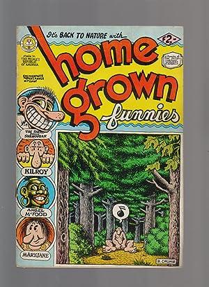 Home Grown Funnies 2: Robert Crumb