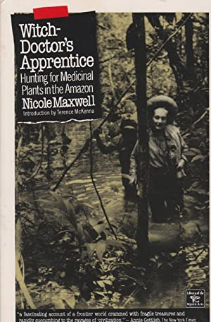 Witch-Doctor's Apprentice Hunting for Medicinal Plants in: Maxwell, Nicole