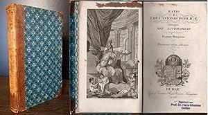 Ratio Educationis Publicae totiusque Rei Literariae per: Szerdahelyi, Georg Alois):