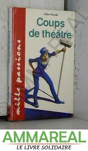 Couverture de Coups de theatre