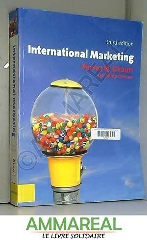 International Marketing: Pervez Ghauri et